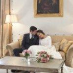 Consejos para posar en las fotos de la boda