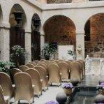 Ferias de bodas en los Paradores de Segovia, La Granja y Chinchón en octubre, el mes ideal para comenzar a organizar tu boda