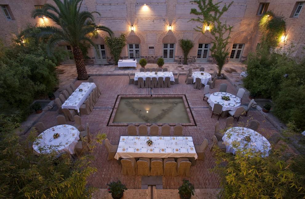 Boda Teatro Romano Merida : Los mejores paradores de para celebrar tu boda en